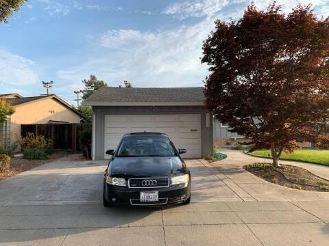2005 Audi A4 for sale at Blue Eagle Motors in Fremont CA