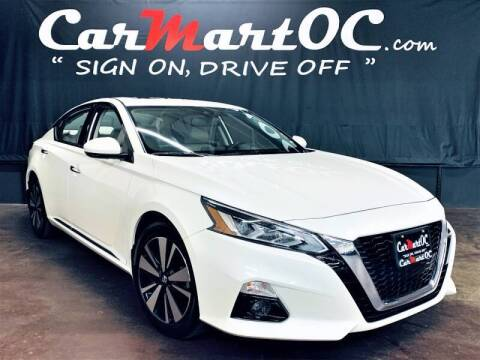 2019 Nissan Altima for sale at CarMart OC in Costa Mesa, Orange County CA