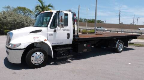2003 International DuraStar 4200 for sale at Quality Motors Truck Center in Miami FL
