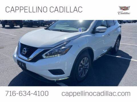 2018 Nissan Murano for sale at Cappellino Cadillac in Williamsville NY