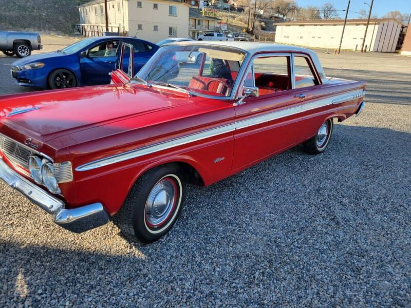 1964 Mercury Comet for sale at AFFORDABLY PRICED CARS LLC in Mountain Home ID