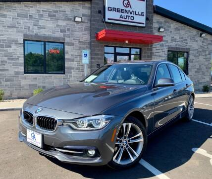 2017 BMW 3 Series for sale at GREENVILLE AUTO & RV in Greenville WI