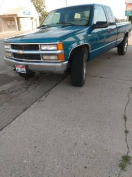 1997 Chevrolet C/K 1500 Series for sale at Classic Car Deals in Cadillac MI