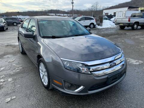2012 Ford Fusion for sale at Ron Motor Inc. in Wantage NJ