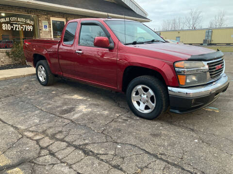 2010 GMC Canyon for sale at Imlay City Auto Sales LLC. in Imlay City MI