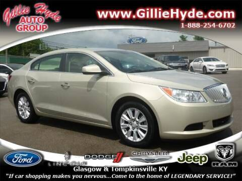 2010 Buick LaCrosse for sale at Gillie Hyde Auto Group in Glasgow KY