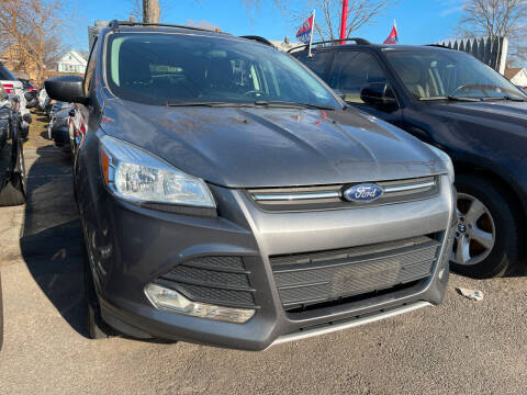 2014 Ford Escape for sale at GRAND USED CARS  INC in Little Ferry NJ