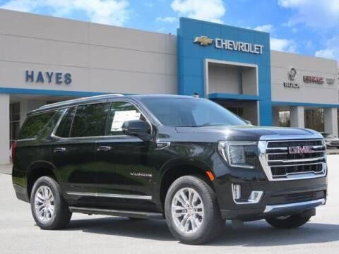 2021 GMC Yukon for sale at HAYES CHEVROLET Buick GMC Cadillac Inc in Alto GA