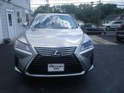 2017 Lexus RX 350 for sale at VICTORY AUTO in Lewistown PA