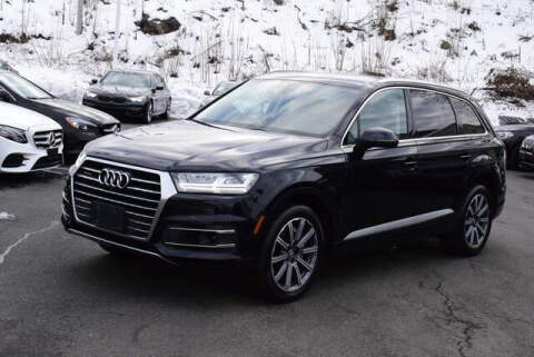2018 Audi Q7 for sale at Automall Collection in Peabody MA