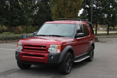 2006 Land Rover LR3 for sale at Top Gear Motors in Lynnwood WA