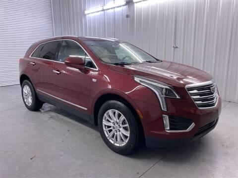 2018 Cadillac XT5 for sale at JOE BULLARD USED CARS in Mobile AL