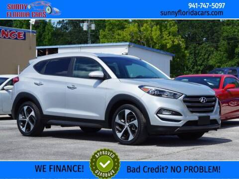 2016 Hyundai Tucson for sale at Sunny Florida Cars in Bradenton FL