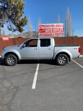 2012 Nissan Frontier for sale at Flagstaff Auto Outlet in Flagstaff AZ