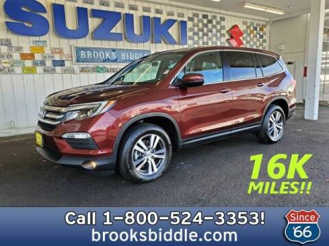 2018 Honda Pilot for sale at BROOKS BIDDLE AUTOMOTIVE in Bothell WA