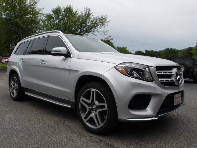 2019 Mercedes-Benz GLS for sale at TAPP MOTORS INC in Owensboro KY