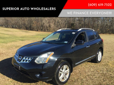 2012 Nissan Rogue for sale at Superior Auto Wholesalers in Burlington City NJ