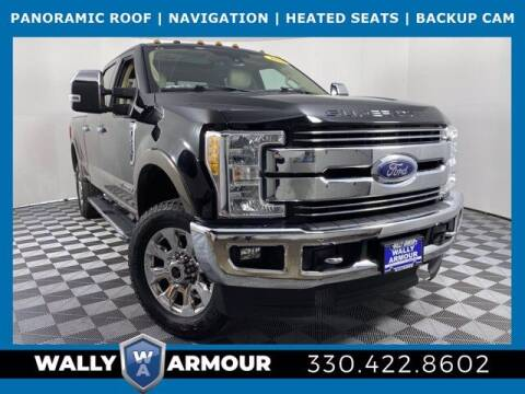 2017 Ford F-250 Super Duty for sale at Wally Armour Chrysler Dodge Jeep Ram in Alliance OH