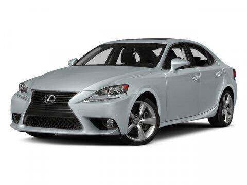 2015 Lexus IS 350 for sale at Griffin Buick GMC in Monroe NC