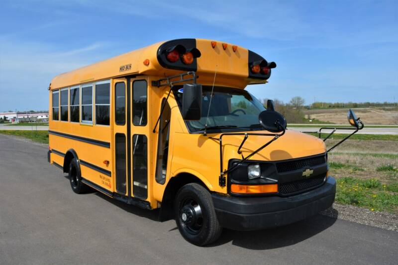 2007 Chevrolet G3500 for sale at Signature Truck Center in Lake Village IN