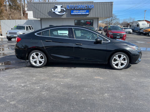 2016 Chevrolet Cruze for sale at JC AUTO CONNECTION LLC in Jefferson City MO