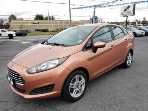 2017 Ford Fiesta for sale at BuyFromAndy.com at Hi Lo Auto Sales in Frederick MD