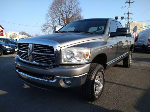 2008 Dodge Ram Pickup 2500 for sale at P J McCafferty Inc in Langhorne PA
