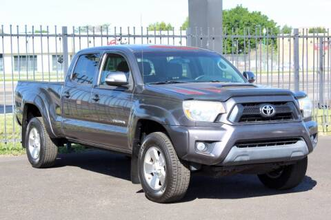 2015 Toyota Tacoma for sale at Avanesyan Motors in Orem UT