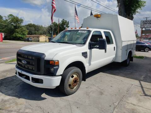 2008 Ford F-350 Super Duty for sale at Advance Import in Tampa FL
