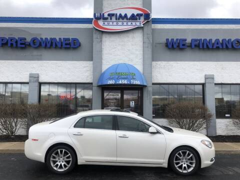2011 Chevrolet Malibu for sale at Ultimate Auto Deals in Fort Wayne IN