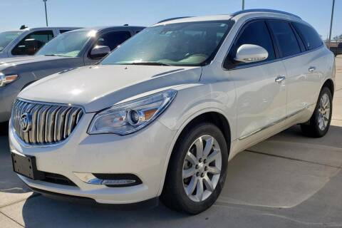 2015 Buick Enclave for sale at Lipscomb Auto Center in Bowie TX