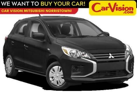 2021 Mitsubishi Mirage for sale at Car Vision Mitsubishi Norristown in Norristown PA