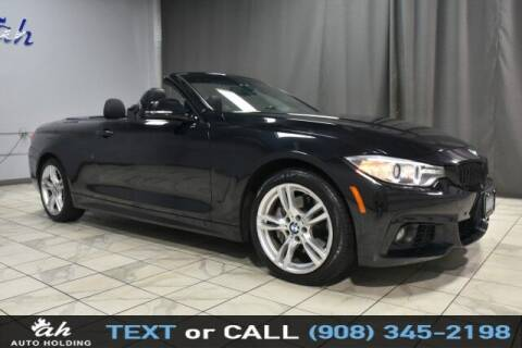 2015 BMW 4 Series for sale at AUTO HOLDING in Hillside NJ