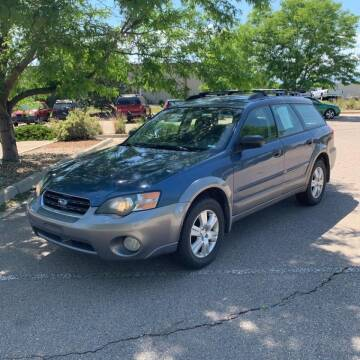 2005 Subaru Outback for sale at iDrive Auto Works in Colorado Springs CO