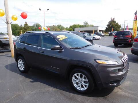 2014 Jeep Cherokee for sale at North State Motors in Belvidere IL