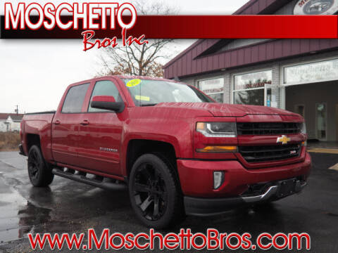2018 Chevrolet Silverado 1500 for sale at Moschetto Bros. Inc in Methuen MA