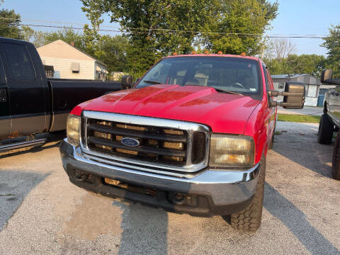 2000 Ford F-250 Super Duty for sale at STL Automotive Group in O'Fallon MO
