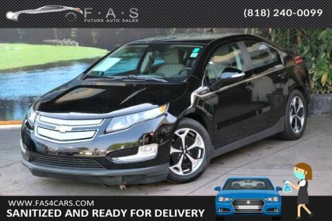 2013 Chevrolet Volt for sale at Best Car Buy in Glendale CA