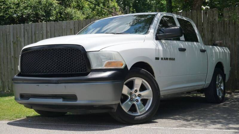 2011 RAM Ram Pickup 1500 for sale at Hidalgo Motors Co in Houston TX