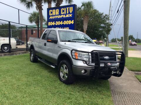 2009 Ford F-150 for sale at Car City Autoplex in Metairie LA