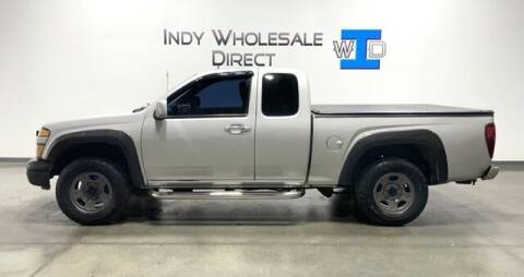 2012 Chevrolet Colorado for sale at Indy Wholesale Direct in Carmel IN