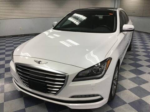 2017 Genesis G80 for sale at Mirak Hyundai in Arlington MA