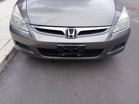 2007 Honda Accord for sale at International Auto Sales Inc in Staten Island NY
