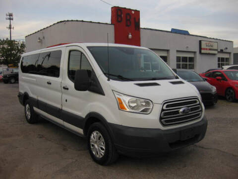 2015 Ford Transit Passenger for sale at Best Buy Wheels in Virginia Beach VA