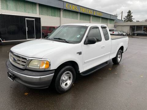 2003 Ford F-150 for sale at Vista Auto Sales in Lakewood WA