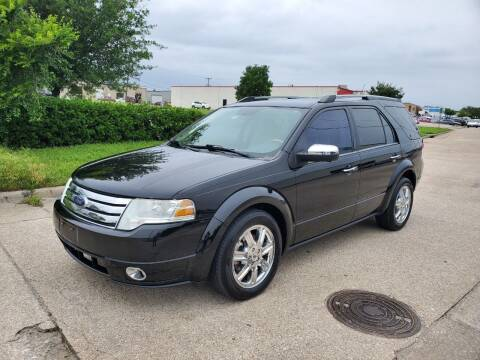 2008 Ford Taurus X for sale at DFW Autohaus in Dallas TX