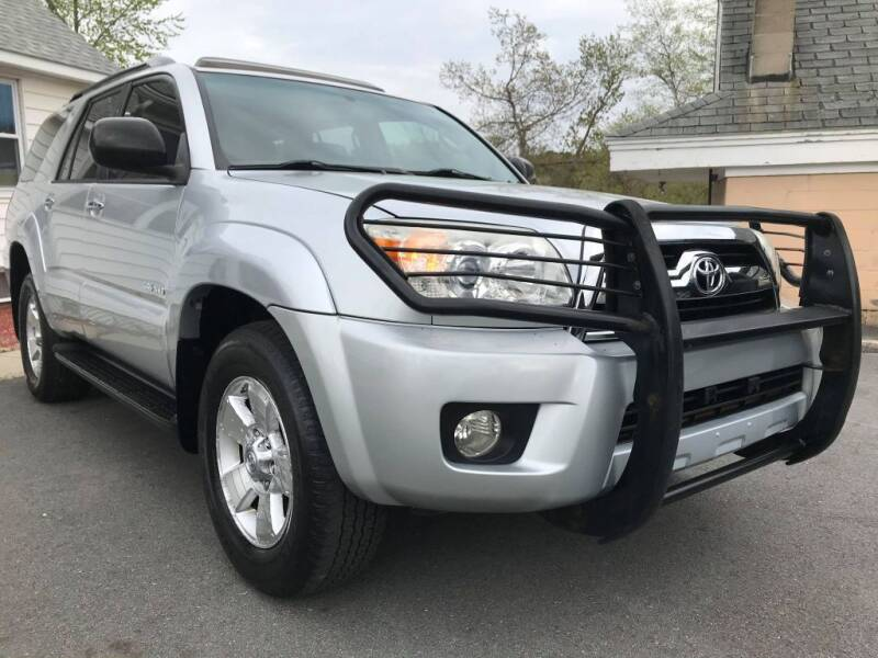 2006 Toyota 4Runner for sale at Dracut's Car Connection in Methuen MA