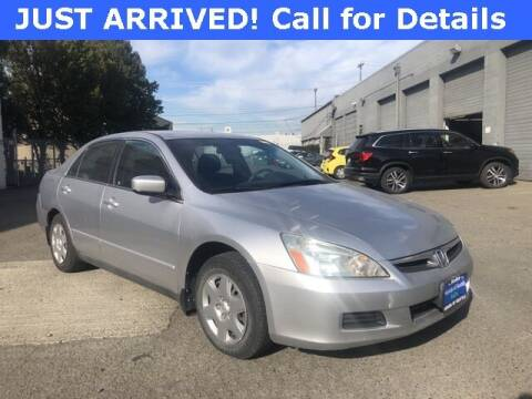 2006 Honda Accord for sale at Honda of Seattle in Seattle WA