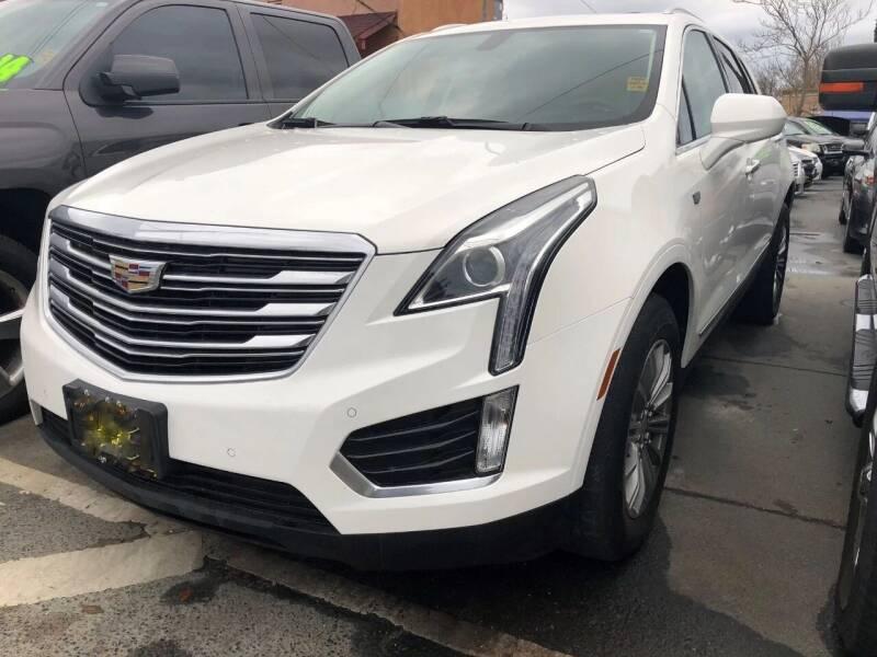 2017 Cadillac XT5 for sale at Los Primos Auto Plaza in Antioch CA