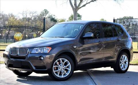 2013 BMW X3 for sale at Texas Auto Corporation in Houston TX